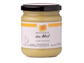 Francouzská hořčice s MEDEM (Moutarde au miel), 200g