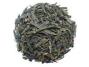 """Zelený čaj - Dračí studna """"pre-Ming"""" - Ming Qian Long Jing, 75g"""
