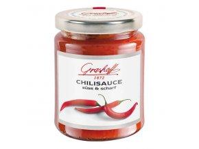 Chilli omáčka, sklo, 200ml