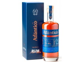 Ron Atlantico Gran Reserva 25 Aňos, Gift Box, 0,7l