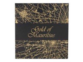 Gold of Mauritius + sklenička, Gift Box, 0,7l