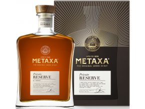 Metaxa Private Reserve, Gift Box, 0,7l 1