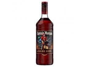 Captain Morgan Dark Rum, 40%, 1l