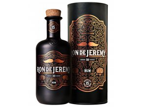 Ron de Jeremy XO 15 YO, Gift Box, 40%, 0,7l