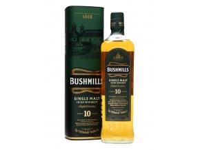 Bushmills 10 YO, Gift Box, 0,7l