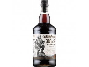 Captain Morgan Black Spiced, 1l