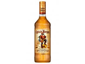 Captain Morgan Spiced Gold, 0,7l