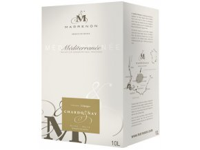 Marrenon Chardonnay IGP, bag in Box, 10l