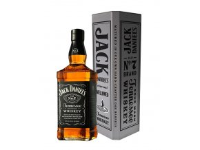 Jack Daniel´s No.7, plechový box, 1l