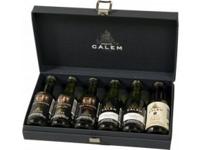 Portské víno CÁLEM MINI BOX 6x0,05l