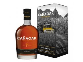 Canaoak Rum Blended, Gift Box, 0,7l
