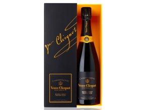Veuve Clicquot Ponsardin Extra Brut, Extra old v dárkové krabičce, 0,75l