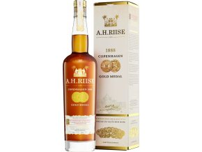A.H. Riise 1888 Copenhagen Gold Medal Rum, 40%, 0,7l