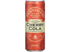 fentimans cherry cola can 250ml
