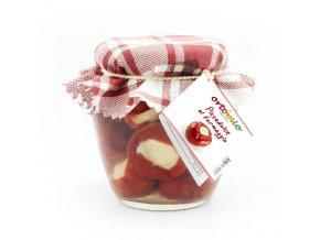"""""""Piccadolce"""" cherry papričky plněné krémem Pecorino, 212ml"""