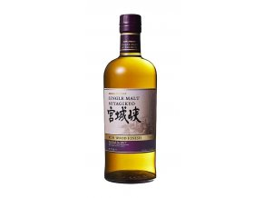Nikka Miyagikyo Single Malt Rum Wood Finish, 46%, 0,7l