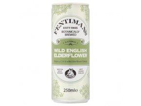 Fentimans Wild English Elderflower, 250ml plech