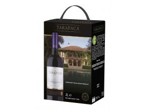 Tarapacá, Cabernet sauvignon Merlot, bag in box, 3l