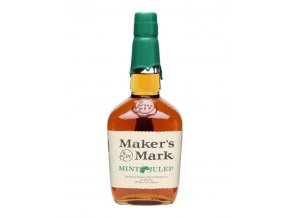 "Maker´s Mark ""Mint Julep"" Kentucky straight bourbon whiskey liqueur, 33%,1l"