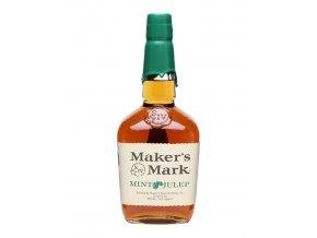 """Maker´s Mark """"Mint Julep"""" Kentucky straight bourbon whiskey liqueur, 33%,1l"""