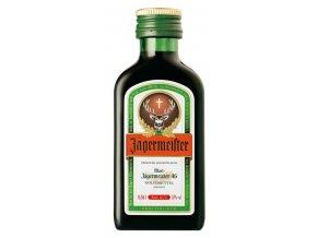 Jägermeister, miniatura, 0,04l