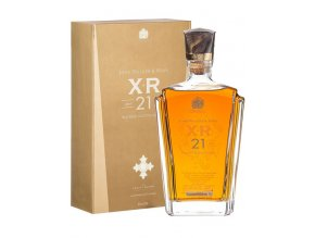 Johnnie Walker XR 21 YO, Gift Box
