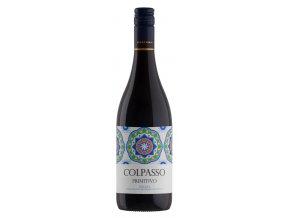 Primitivo Puglia Colpasso 2015, 0,75l