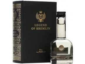 Legend of Kremlin book, 0,05l