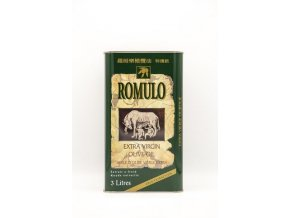 Extra panenský olivový olej, plech 3l