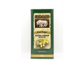 Extra panenský olivový olej, plech 5l