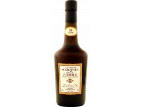 Calvados Domaine du Coquerel Calvados Marquis de la Pomme 20 ANS, 0,7l
