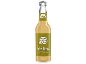 Fritz kola®, perlivé přírodní jablko bio, 0,33l