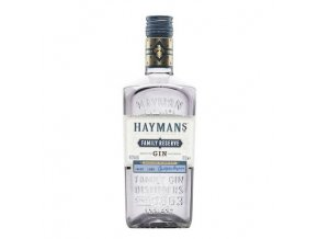Haymans Family Reserve Gin, 41,3%, 0,7l