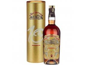 Millonario 10 Aniversario Cincuenta Rum + Tuba, 0,7l