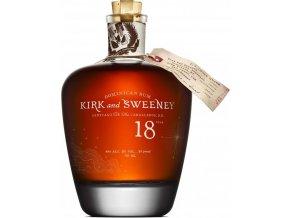 Kirk and Sweeney 18 YO, 40%, 0,7l
