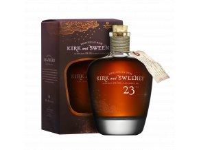 Kirk and Sweeney 23 YO, Gift Box, 40%, 0,7l