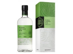 Nikka Coffey Gin, 47%, 0,7l1