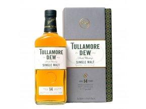 Tullamore Dew 14 Years Single Malt, Gift box, 41,3%, 0,7l