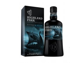 Highland Park Voyage of the Raven, Gift box, 41,3% 0,7l