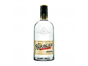 Rum Božkov Republica Wihte, 38%, 0,7l