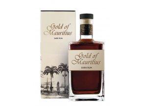 Gold of Mauritius Dark Rum, 40%, 0,7l