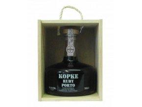 Portské víno KOPKE DECANTER FINE RUBY, 0,75l