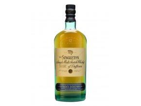 Singleton of Dufftown 12 YO, plechový box, 40%, 0,7l