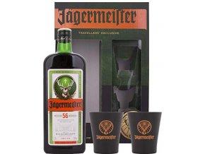 Jägermeister Party Box, 35%, 1,75l1