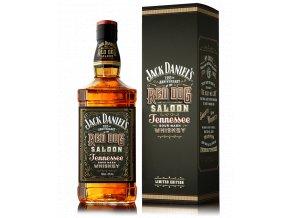 Jack Daniel´s Red Dog Saloon, Gift Box, 43%, 0,7l