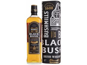 Bushmills Black Bush, Gift Box, 40%, 0,7l