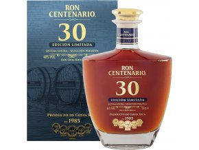 Ron Centenario Edicion Limitada 30 YO, Gift Box, 40%, 0,7l