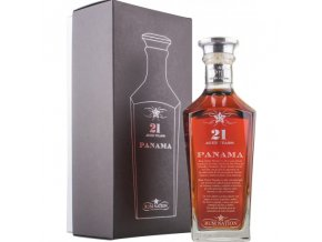Rum Nation 21 YO Panama, Gift Box, 40%, 0,7l 3