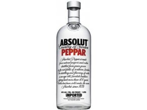 Absolut Peppar, 40%, 1l