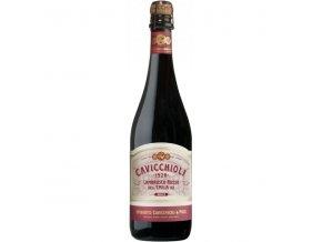 Cavicchioli Lambrusco Rosso Dolce, 0,75l